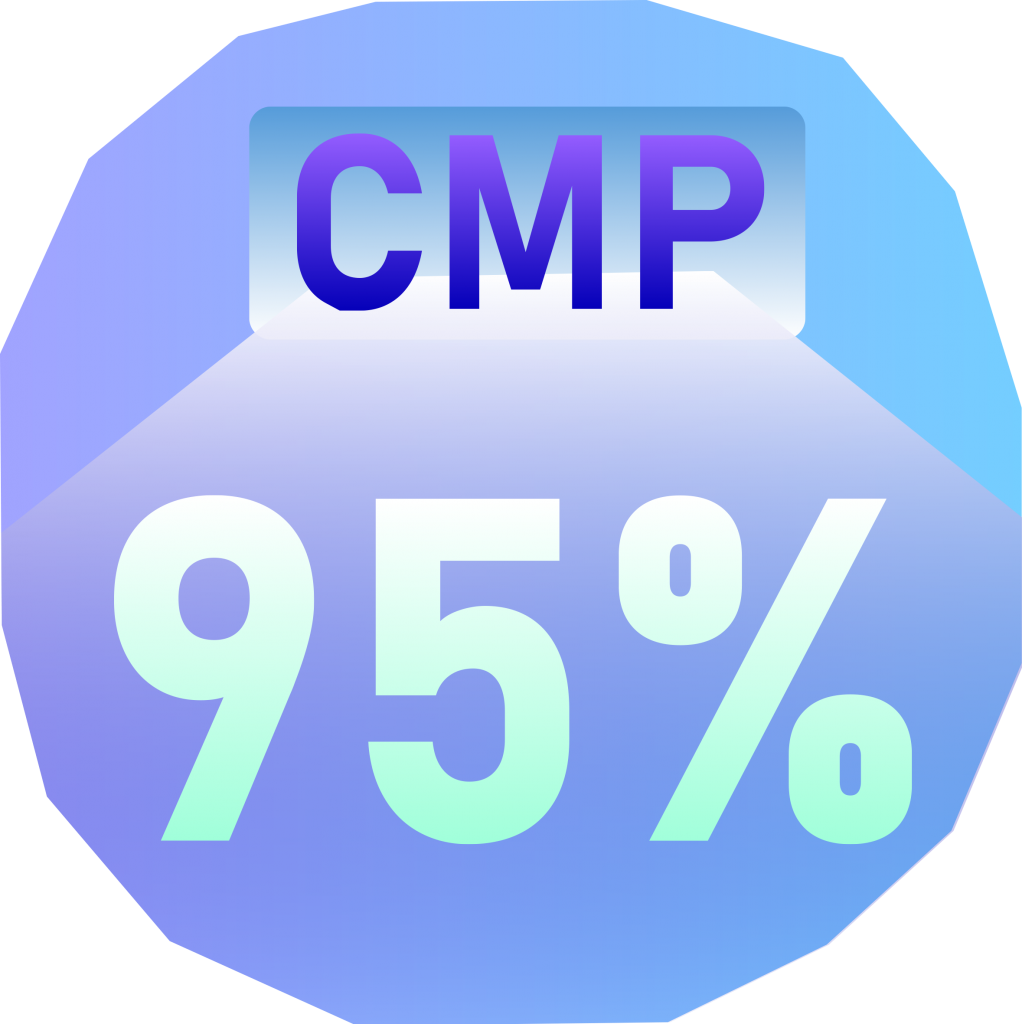 CMP model moderated comments from thevalidation collection with anefficiency ofabout 95%.